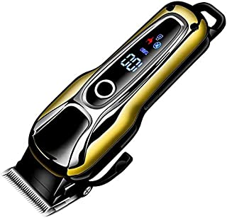 Professional T-Outliner Beard/Hair Trimmer Rechargeable Electric Shaver Hair Clipper Portable Household Electric Hair Clip...