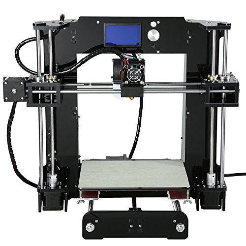 Anet A6 3D Printer Kit - Upgraded Prusa i3 Variant