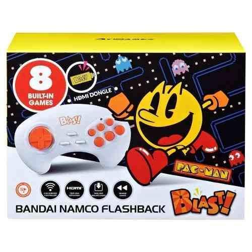 Console Videogames AT-Games Console Retrò Bandai Namco Flashback Blast!