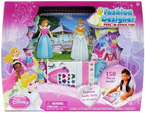 Tara Toy Princess Fashion Designer Peel And Stick by Tara Toy