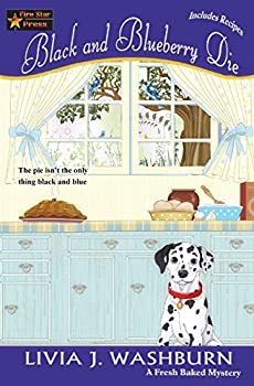 Black and Blueberry Die 0692353186 Book Cover