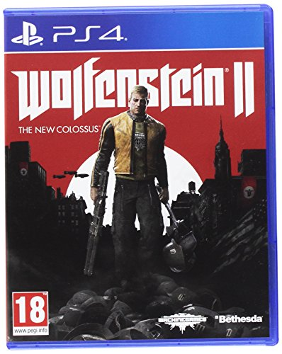 Wolfenstein II : The New Colossus - PlayStation 4 [Edizione: Francia]