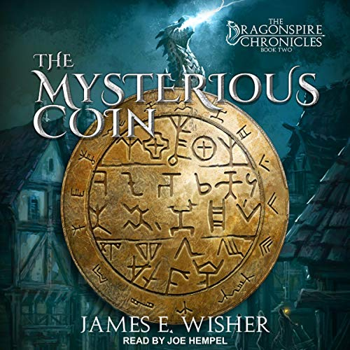 The Mysterious Coin audiobook cover art