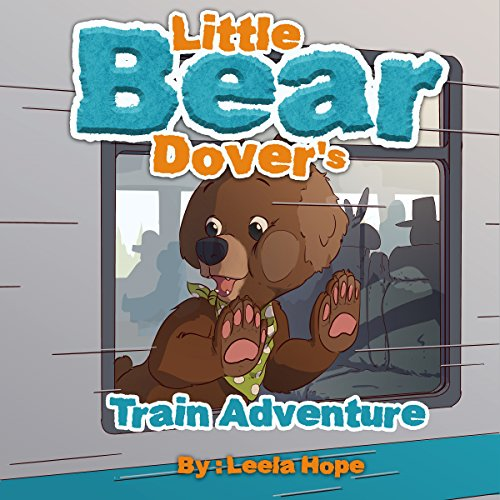 Little Bear Dover's Train Adventure Titelbild