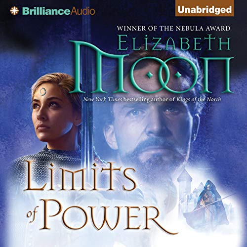 Limits of Power Audiobook By Elizabeth Moon cover art