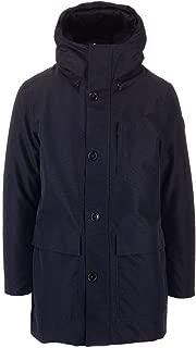 Woolrich Luxury Fashion Mens WOCPS2941UT11803333 Blue Outerwear Jacket | Fall Winter 19