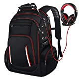 Travel Laptop Backpack, Business TSA Friendly Water Resistant Anti Theft Laptop Backpack