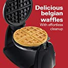 Hamilton Beach Flip Belgian Waffle Maker with Non-Stick Removable Plates, Browning Control, Drip Tray, Stainless Steel (26030) #1