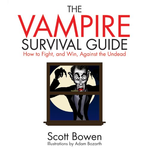 The Vampire Survival Guide cover art