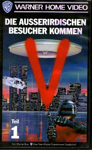 V - Die außerirdischen Besucher kommen - Teil 1 [VHS]