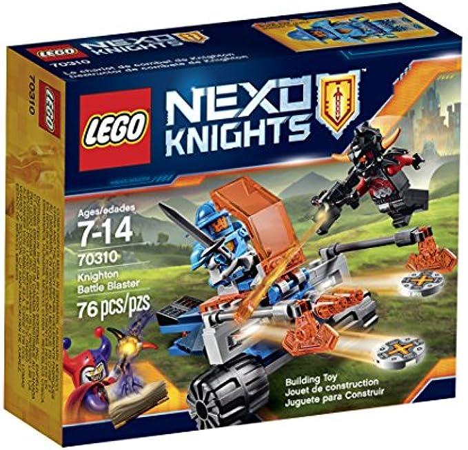 LEGO NexoKnights 70310 הקרב של נייטון