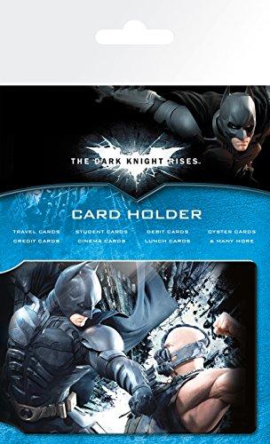 GB eye, Batman The Dark Knight Rises, Tarjetero