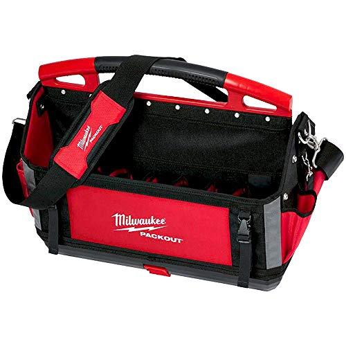 Milwaukee 4932464086 932464086 PACKOUT Werkzeugtasche 50 cm, rot