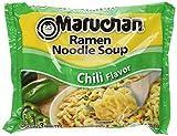 Maruchan Ramen Chili, 3.0 Oz, 24 Count