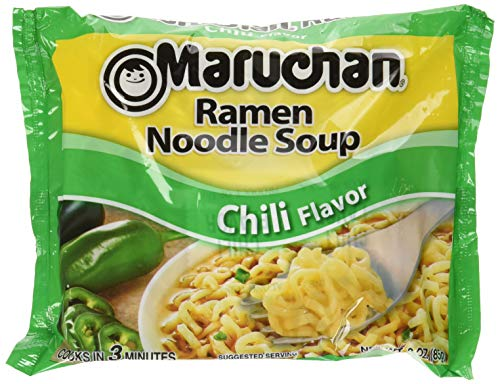 Maruchan Ramen Noodles – BACK IN STOCK + FREE Shipping