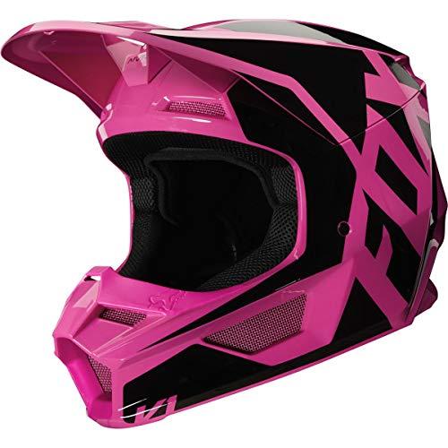 2020 Fox Racing V1 Prix Helmet-Pink-XL