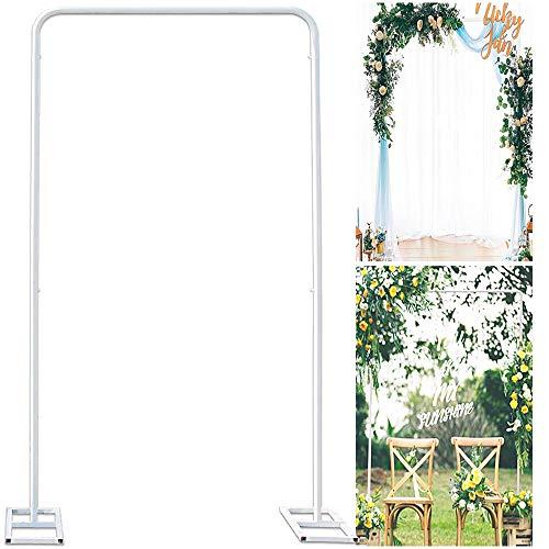 portable lightweight wedding arch