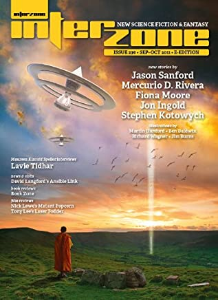 Interzone #236 Sept - Oct 2011 (Science Fiction and Fantasy Magazine)