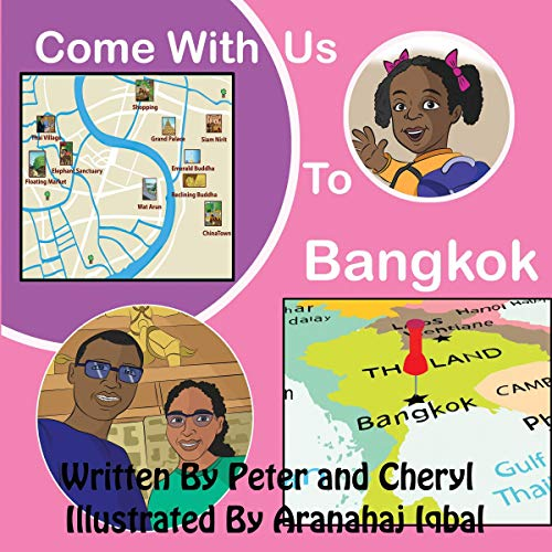 Come with Us to Bangkok audiobook cover art