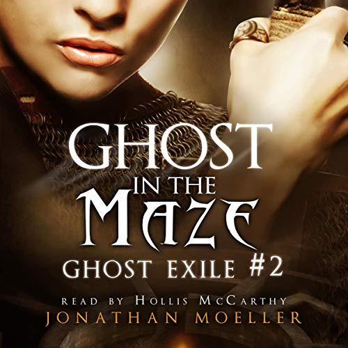Ghost in the Maze Titelbild