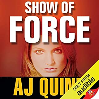 Show of Force audiobook cover art
