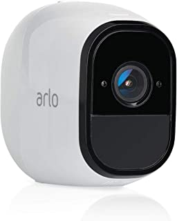 Arlo Pro Security Camera Add-on Rechargeable Wire Free HD Camera with Audio Indoor Outdoor Night Vision VMC4030