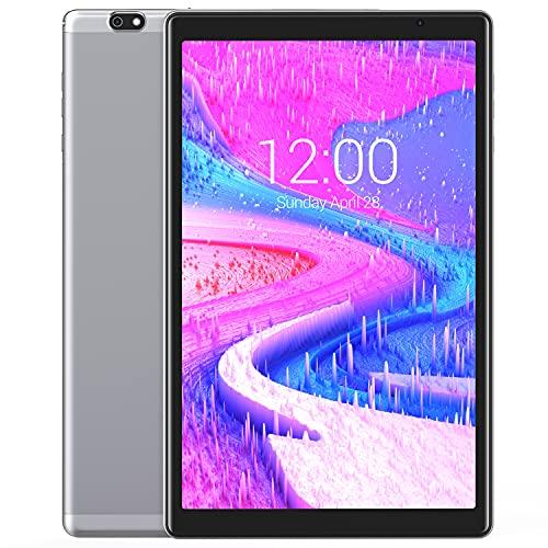 BENEVE Tablette Tactile 10 Pouces Android 10 Tablette PC,8 Cœurs 1.6 GHz Tablettes,2Go RAM + 32Go...