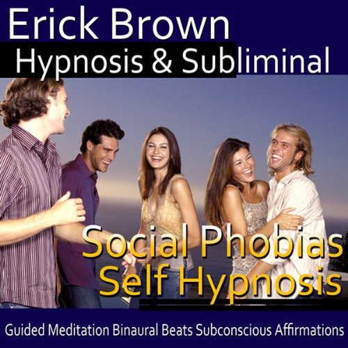 Social Phobias Self Hypnosis cover art