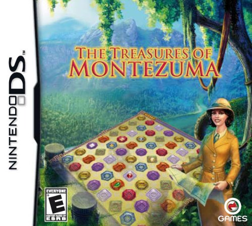 Treasures of Montezuma (輸入版)