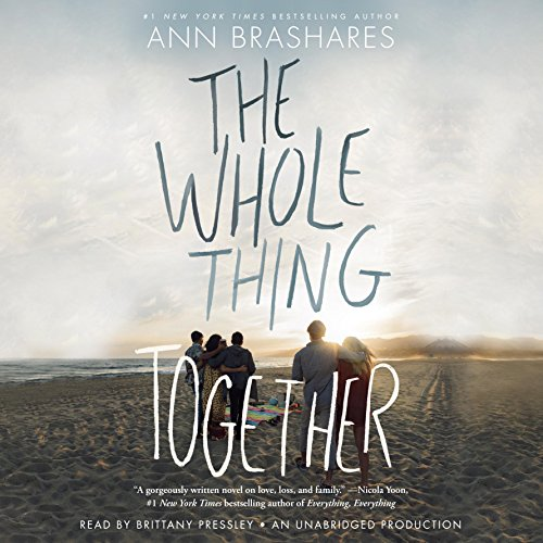 The Whole Thing Together audiobook cover art