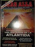 Revista MAS ALLA Lote 3 números. Ver listado números disponibles en más información del lote