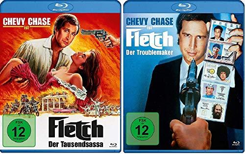 Fletch - Der Tausendsassa + Fletch - Der Troublemaker [Blu-ray Set]