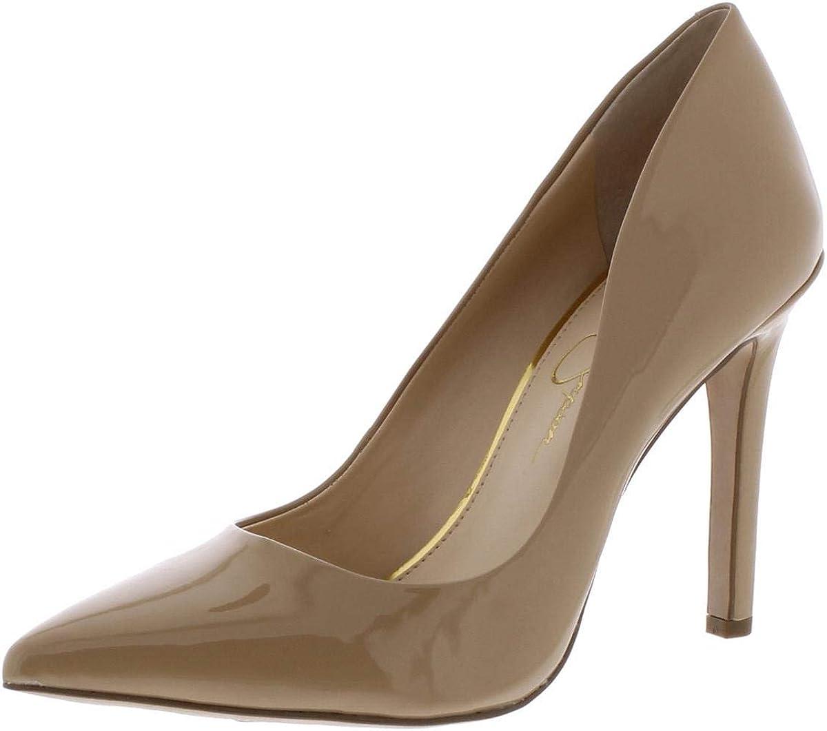 Limited price Jessica Simpson Womens Dress Cassani Pumps Indefinitely