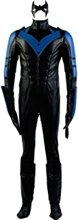 Men's Halloween Costume Richard John Dick Grayson Outfit Nightwing Costume