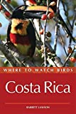 Buy Where to watch birds Costa Rica from Amazon