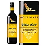 Wolf Blass Yellow Label Cabernet Sauvignon, 2019 red wine