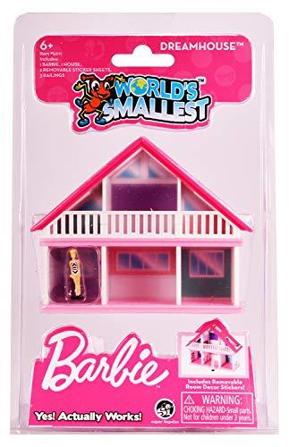 Super Impulse Worlds Smallest Barbie Dreamhouse, Multi (5011)