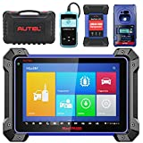 Autel MaxiIM IM608 Top Key Programming Scan Tool with Free Battery Test AB101, Top Key Programming Tool with IMMO & Key Programmer XP400 & J2534 VCI, 30 Services and All Systems Diagnosis