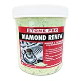 Stone Pro Diamond Renew - Marble and Travertine Polishing Powder - 1 Pound