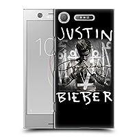 オフィシャル Justin Bieber アルバムカバー Purpose Sony Xperia XZ1 / Dual 専用ハードバックケース