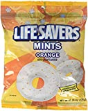 LifeSavers Orange Mints 6.25oz Bag - 2 Pack