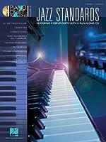 Jazz Standards (Piano Duet Play-along)