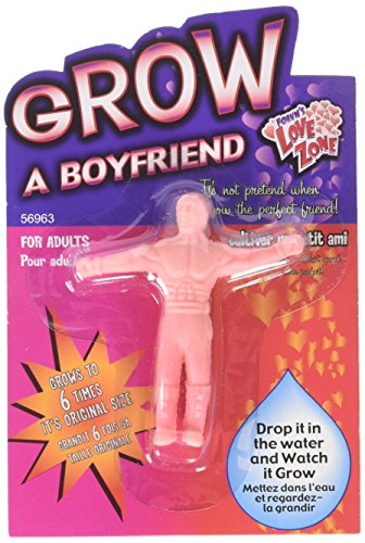 Forum Novelties Novelty Grow A Boyfriend Husband Joke Gag Gift