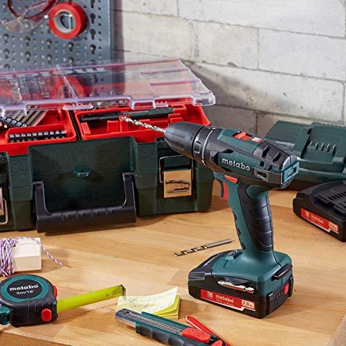 Metabo BS 18 Akkuschrauber Set 2,0 Ah | 74-teilig - 4