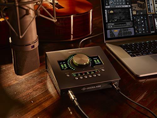 UniversalAudioApolloTwinMKII/QUADアナログ2イン/6アウトThunderbolt対応オーディオインターフェイス【国内正規品】