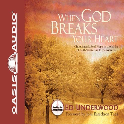 When God Breaks Your Heart audiobook cover art