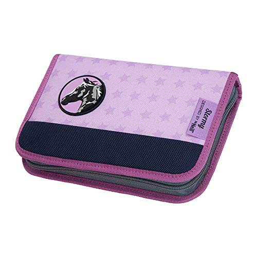 McNeill Pencil Case with Pens Stormy