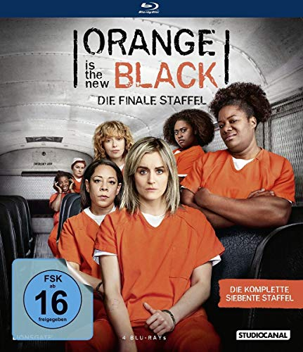 Orange Is the New Black / 7. Staffel [Blu-ray]