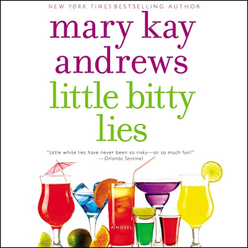 Little Bitty Lies audiobook cover art