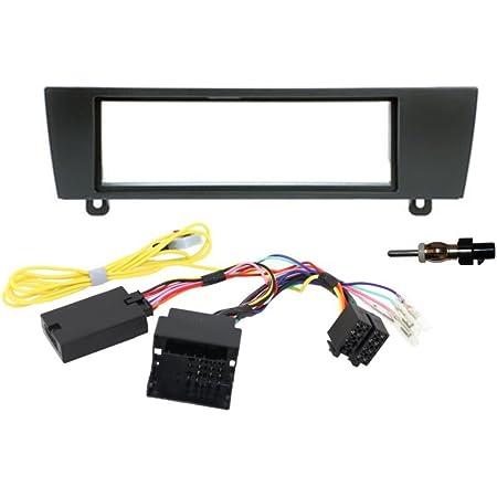 1 Din Einbaukit Basic Lfb Für Bmw 1er Serie E81 E82 Elektronik